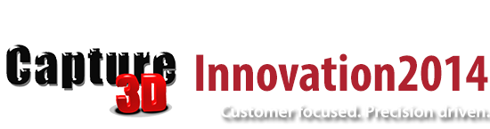 Capture 3D Innovation Conference - Hilton, Costa Mesa, California, October 14-16, 2014 | Manufacturing Progression | Forward Thinking Metrology for Quantifiable Process Improvement